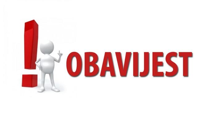 Informacije o radu Upravnog odjela za opću upravu i imovinsko-pravne poslove